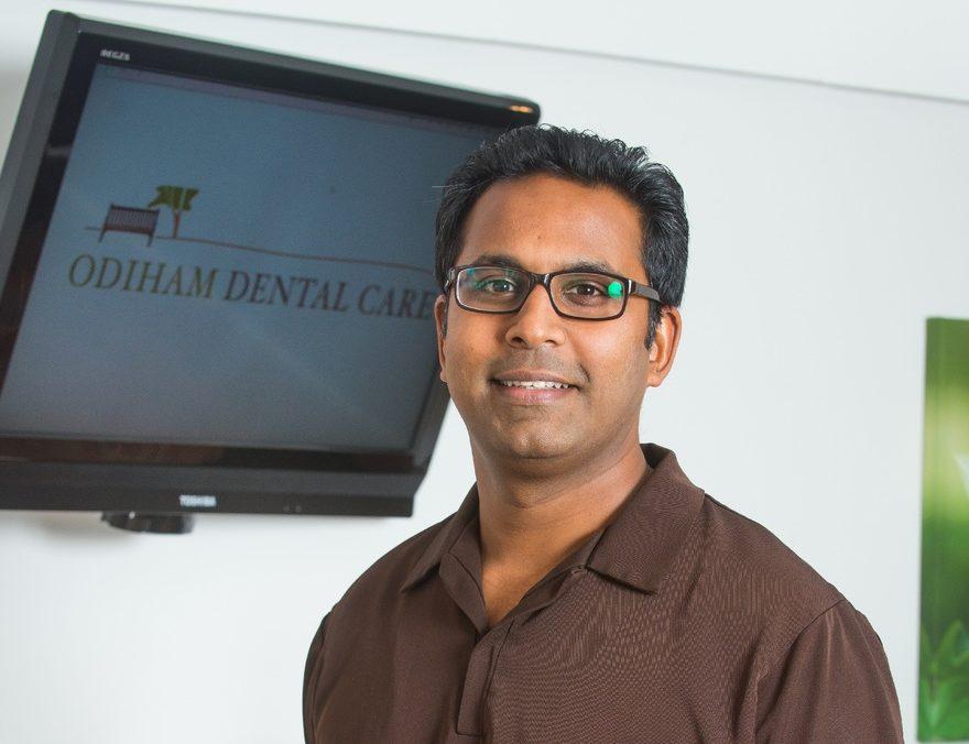 Netty War Odiham Dentist